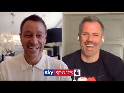 Terry and Carragher give their honest thoughts on Torres' transfer to Chelsea | Off Script