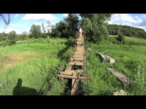 Велопрогулка Нахабино - Павловская Слобода.