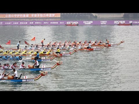 2019 Dragon Boat Racing Championships Come To An End