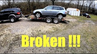 BMW X3 Broken Down !!! Crank But No Start BMW M54 Engine