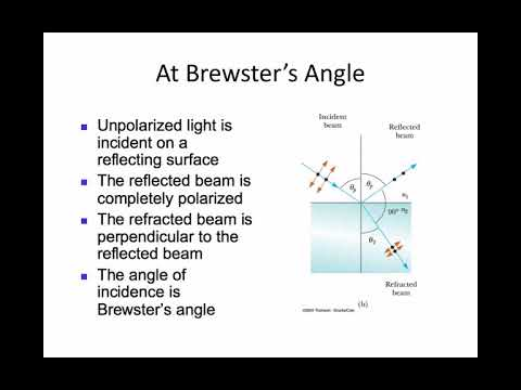 8 Brewster's Angle