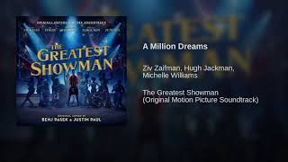 Download Lagu A Million Dreams Mp3