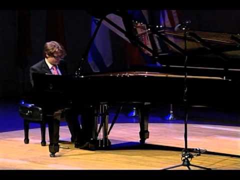 Rachmaninoff Sonata #2 Konstantin Soukhovetski, piano New Orleans Competition