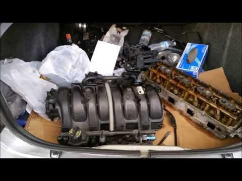 Dropped valves - Dodge Charger R/T 5.7L V8 Hemi engine