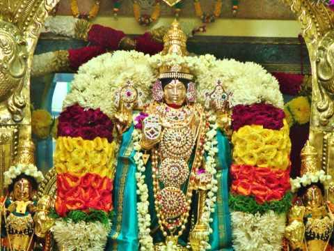 """Sanskrit Hymn on Lord Ranganatha of Srirangam - """"Abhiti Sthavam"""" (Swami Vedanta Desika)"""