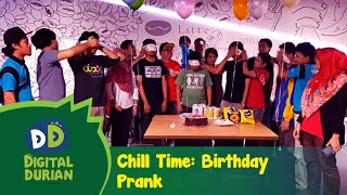 DD Chill Time | Birthday Prank | Didi & Friends