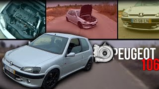 Peugeot 106 GTI TURBO BY Camisas MotorSport - Portugal Stock and Modified Car Reviews