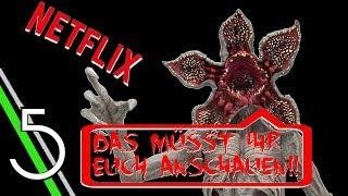 Top 5 Serien auf Netflix