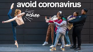 10 Tips to AVOID CORONAVIRUS / ft Dance Moms Stars