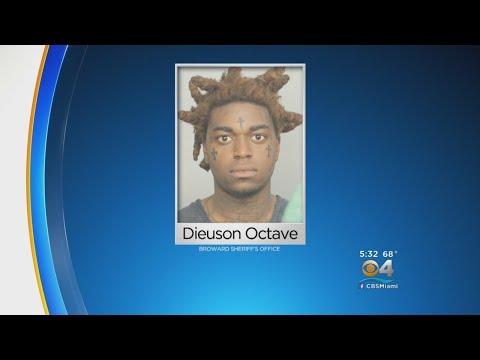 No Bond For Rapper Kodak Black, Jailed Again On Multiple Charges