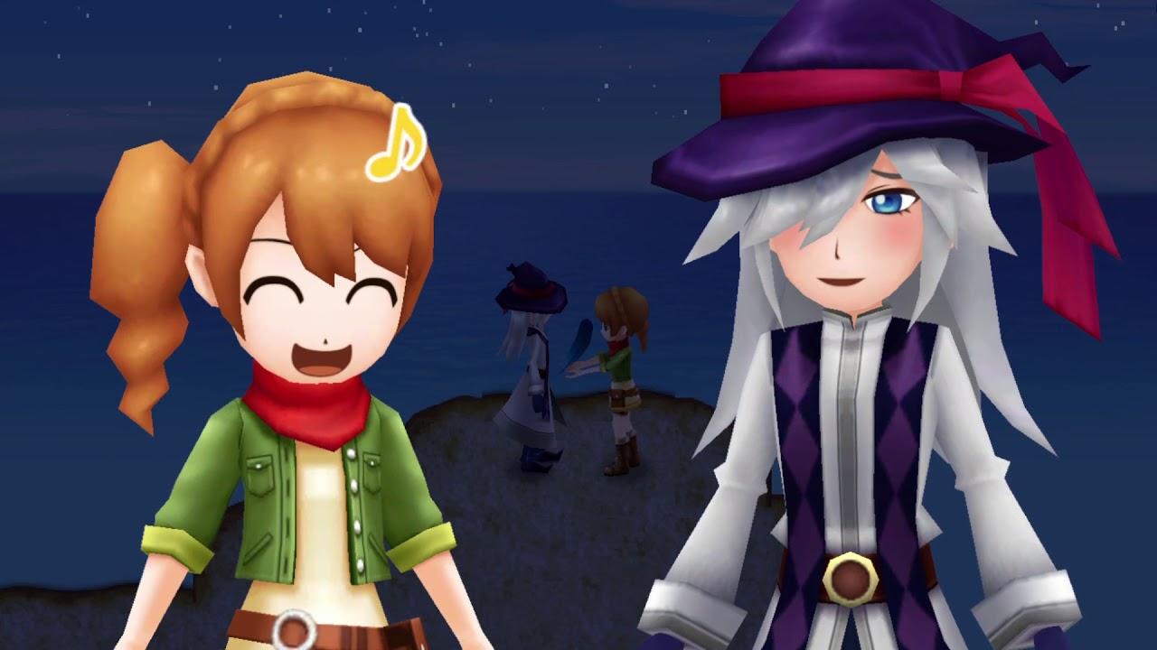 Harvest Moon Light Of Hope Proposal To Edmond Youtube