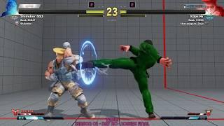 [SFVAE] TROLL - S01D20 - Losers Final - Shiindoo vs N3pst4r - Game 05