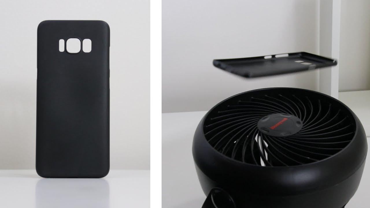 quality design e7e02 6eb6c SLIMORO Ultra Thin Samsung S8 Case - Best Minimalist S8 Case?