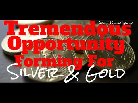 A Tremendous Opportunity is Forming For Silver & Gold Investors 2019