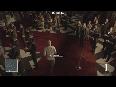 Hitman™:Elusive Target - The Paparazzo 0:35
