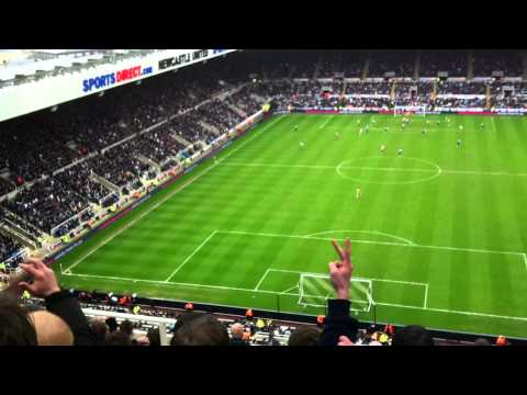 Sunderland Fans, Ameobi Equaliser