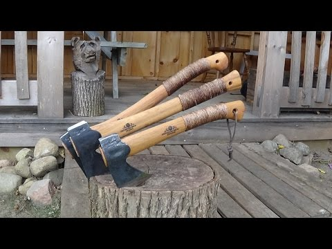 DIY-Permanent Axe/Tool Whipping