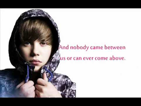 Justin Bieber - Baby - Lyrics