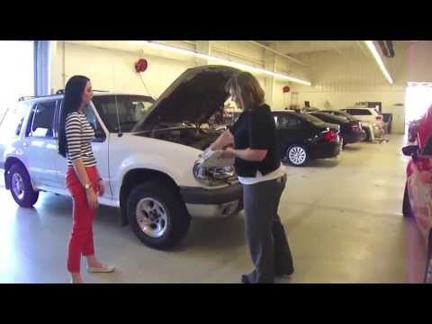 Green's Finish Line Ford Collision Center Body Shop Repair ...