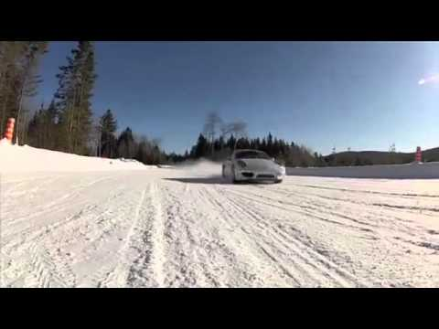 Porsche Camp4 Canada. The Ultimate Winter Driving Experience.