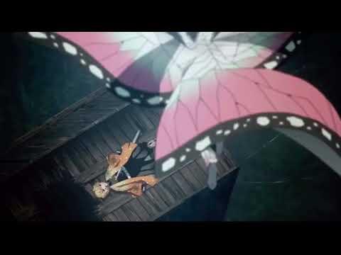 鬼滅の刃MAD【夢と葉桜】