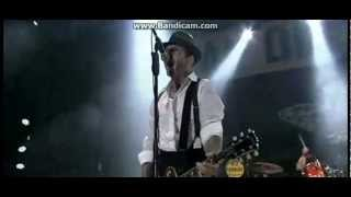 Gimme the Sweet and Lowdown - Social Distortion @ Area 4 2012
