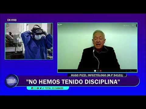 """Dr Pizzi por el efecto inmunidad de rebaño: """"Debemos estar atentos al mes de agosto"""""""