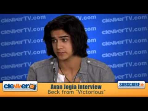 Avan Jogia Interview Beck From Victorious