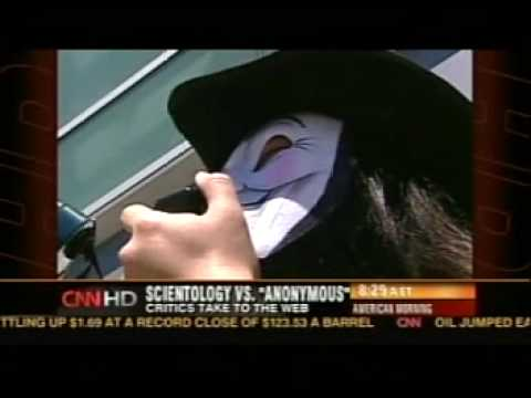 John Roberts Interviews The Church Of Scientology