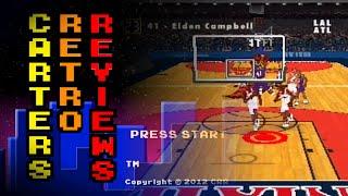 Carters Retro Reviews - NBA Action / Sega Saturn