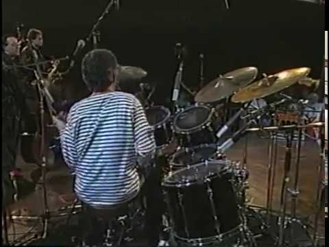 That's why Steve Gadd is the number one drummer in the world. PART II.