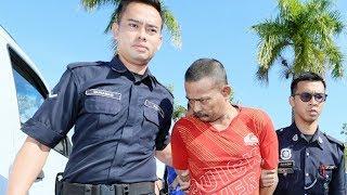 Penganggur didakwa bunuh dua beradik