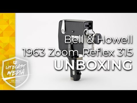 Open This - Bell & Howell 1963 Zoom Reflex 315 Camera