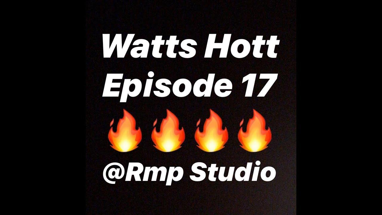 Watts Hott episode 17 feat I love soca,White october, Sweet escape & Sharkies seafood festival
