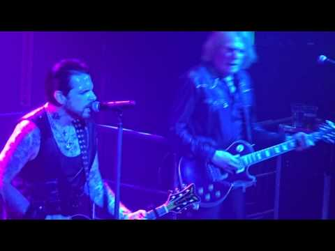 "Black Star Riders - ""Dancing With The Wrong Girl"" Live 04/03/2017 The Academy Dublin"