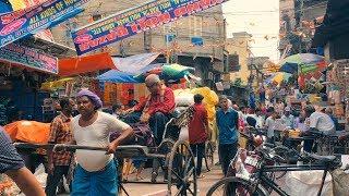 寻访印度唯一中国城,华人撤离后,从高档社区沦为贫民区