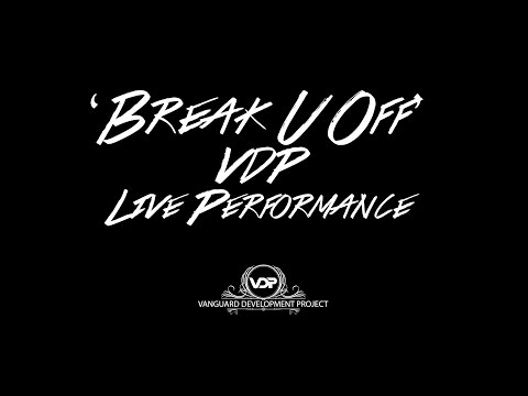 'Break U Off' - VDP Performance at LIVE on Washington 2016