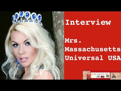 Interview with Mrs  Massachusetts
