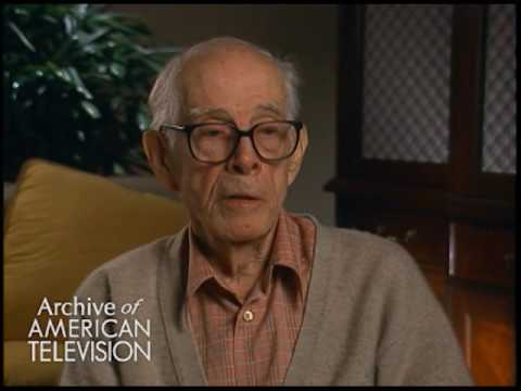 "Harry Morgan on William Christopher as ""Father Mulcahy"" on ""M*A*S*H"" - EMMYTVLEGENDS.ORG"