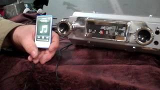 1963 Chevrolet C10 Truck original AM radio
