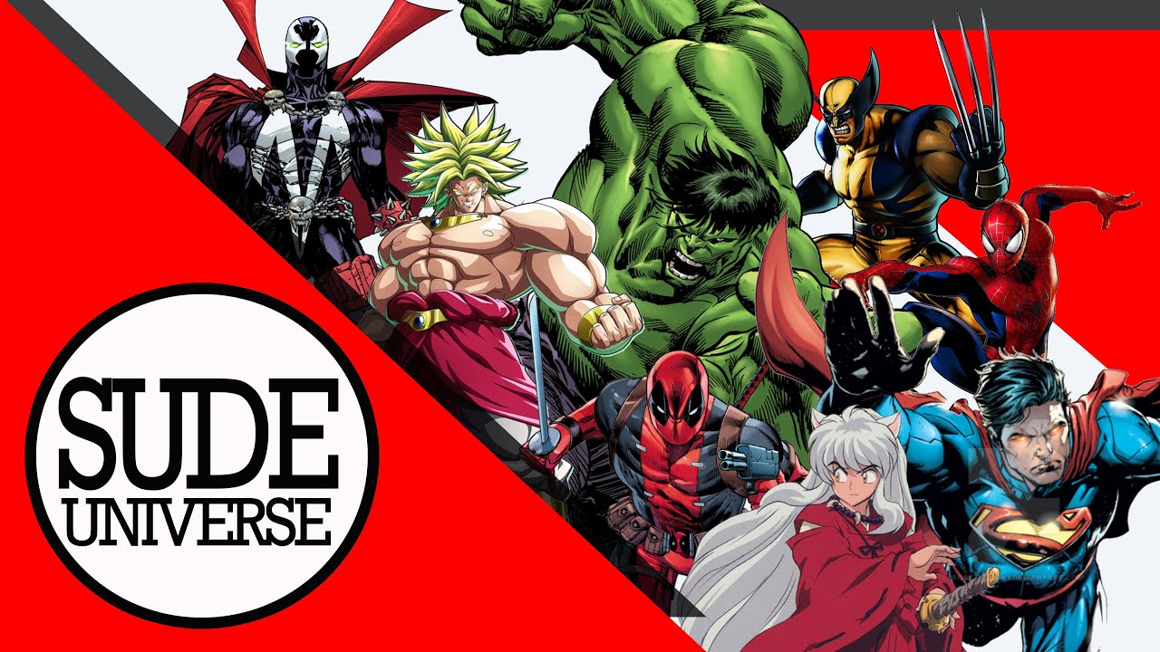 Download SUPERHEROES & ANIMES GREATEST RIVALS/ ARCH ENEMIES.