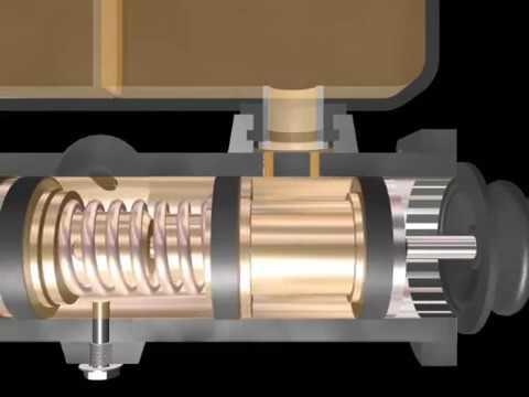 Как работает главный тормозной цилиндр