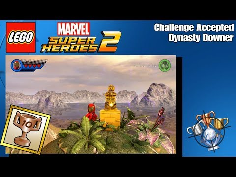 LEGO Marvel Super Heroes 2 - Challenge: Dynasty Downer