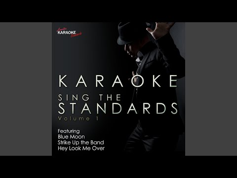 Teach Me Tonight (In The Style Of Traditional) (Karaoke Version)