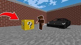 ARDA ŞANS BLOĞU BULDU! 😱 - Minecraft