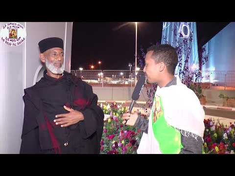 ERITREAN ORTHODOX TEWAHDO CHURCH VISITORS FOR THE pilgrimage of Easter in the Holy land israel 2018