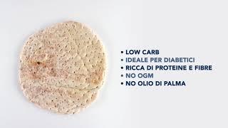 Video: Rima Benessere Base per Pizza Dietetica
