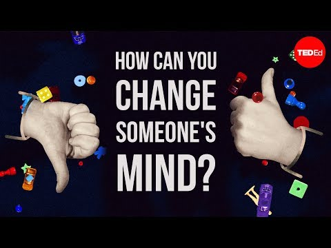 Video image: How can you change someone's mind? (hint: facts aren't always enough) - Hugo Mercier