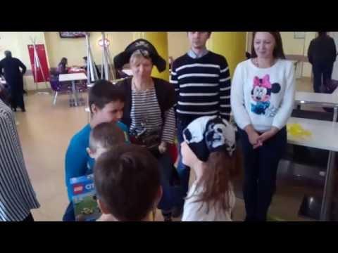 День рождения моего племянника « Олег Марков » 7 лет.....