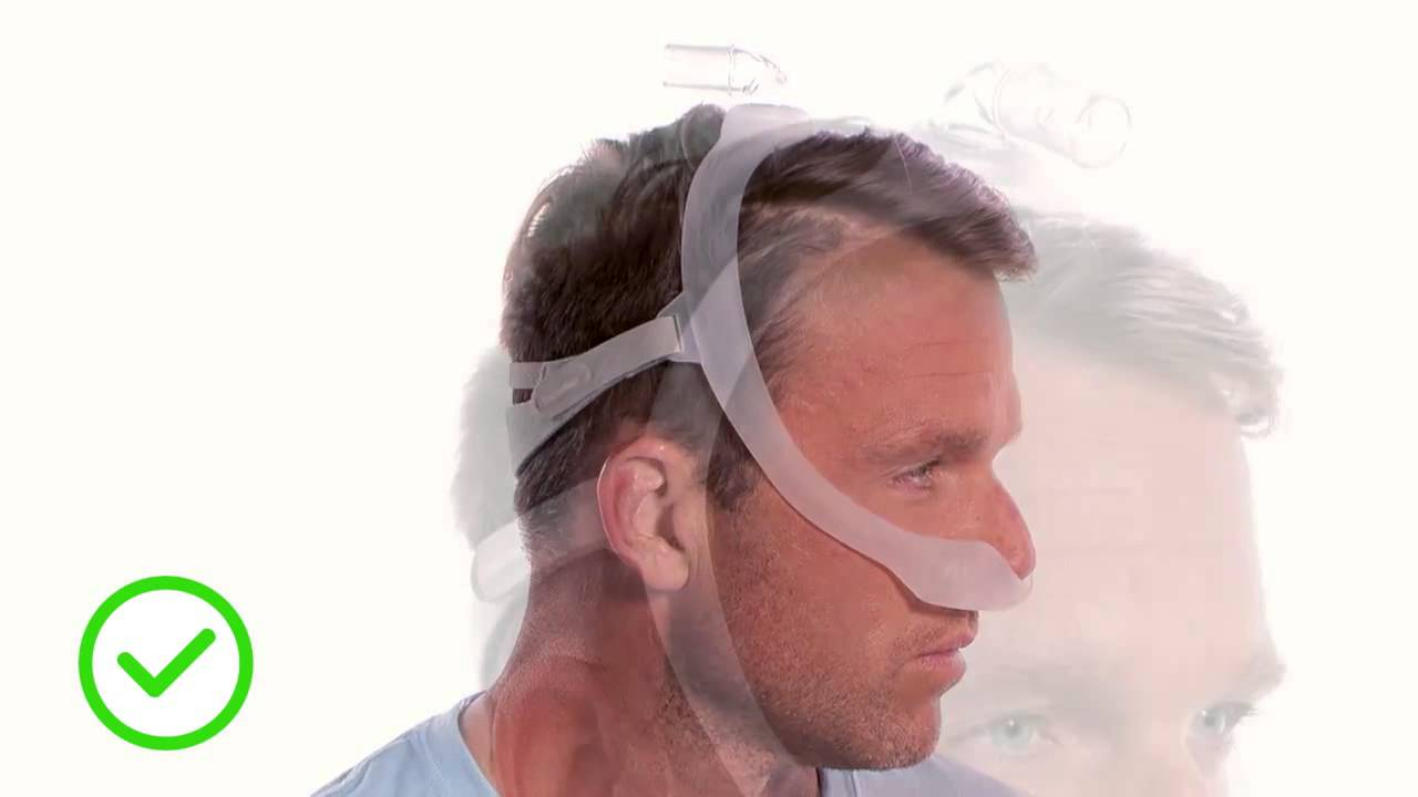 Getting Started with the DreamWear CPAP Mask - DirectHomeMedical com